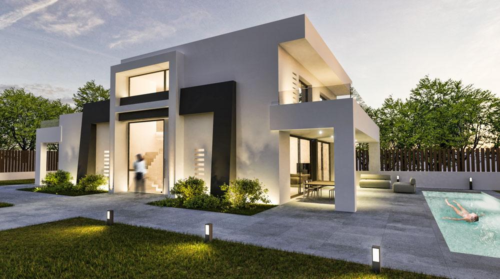 Arq3 arquitectos dise o y arquitectura proyectos casas sitges - Arquitecto sitges ...